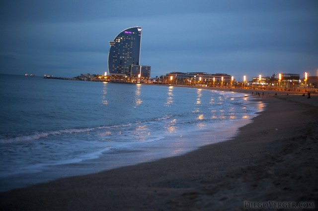 Barceloneta Beach, Barcelona