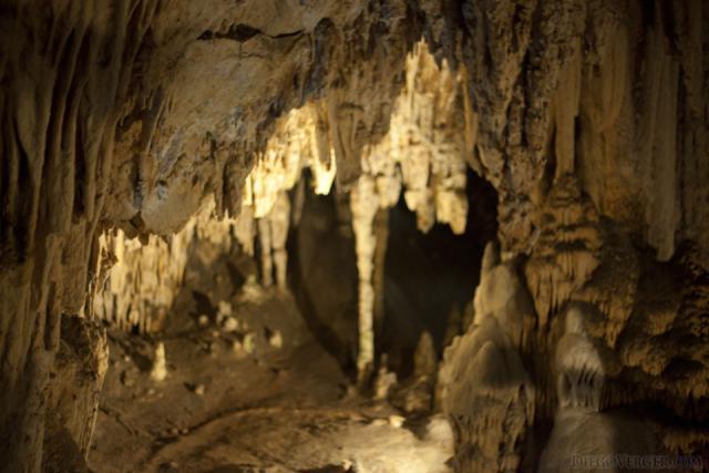 A prehistoric shelter - Nerja, Spain