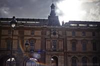 Pabellón de La Tremoille del Louvre - París, Francia