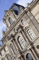 Pabellón Colbert del Louvre - París, Francia