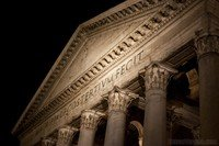 Portico of the Pantheon of Agrippa - Thumbnail