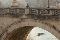 Detalle del puente Sant'Angelo