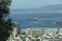 Gibraltar and Algeciras - Gibraltar