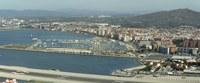 Spain from Gibraltar - Gibraltar