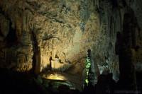 Lights of the Nerja Caves - Nerja, Spain