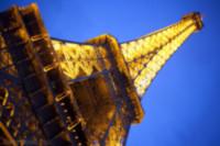 La torre Eiffel en el ocaso - París, Francia