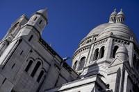 Cúpulas del Sagrado Corazón - París, Francia