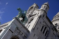 Equestrian statue of Joan of Arc - Paris, France