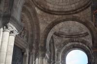 Pórtico del Sagrado Corazón - París, Francia