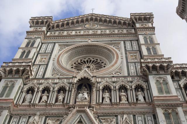 Facciata del Duomo di Firenze