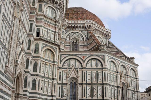 Absidiola della Cattedrale di Firenze - Firenze, Italia