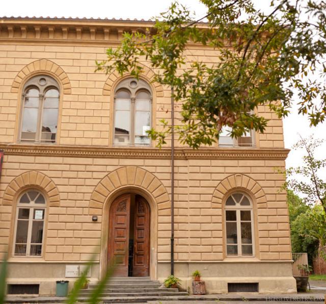 Institute d'Art F. Russoli - Pise, Italie
