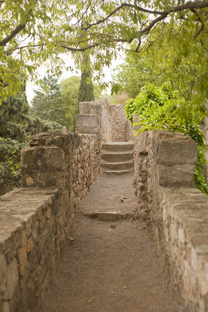 French Gardens in Girona - Girona, Spain