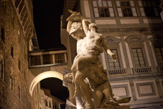Il Ratto di Polissena - Firenze, Italia