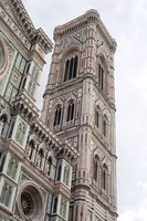 Campanile di Giotto accanto al duomo di Firenze - Firenze, Italia
