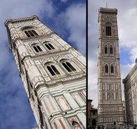 Il Campanile di Giotto - Firenze, Italia