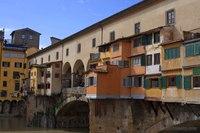 Ponte Vecchio di giorno - Firenze, Italia
