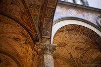 Volte gotiche del Palazzo Vecchio - Firenze, Italia