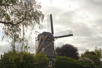 The Eendragt windmill - Weesp, Netherlands
