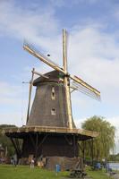 The Vriendschap windmill - Weesp, Netherlands