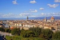 La città di Firenze - Firenze, Italia