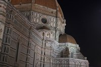 Cupola del Brunelleschi e absidiola di Santa Maria del Fiore - Firenze, Italia