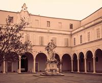 Il Palazzo dell'Arcivescovado - Pisa, Italia