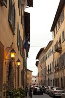 Rue Uguccione della Faggiola à Pise - Pise, Italie