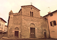 Church of San Sisto of Pisa - Pisa, Italy