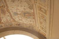 Intrados de l'arche du Palais de l'Horloge - Pise, Italie