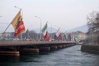Mont-Blanc Bridge - Geneva, Switzerland