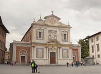 L'église de Santo Stefano dei Cavalieri, 1569 - Pise, Italie