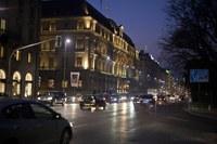 Quai du Général-Guisan - Geneva, Switzerland