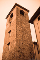 Campano Tower in the center of Pisa - Pisa, Italy