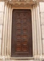 Porte de l'église San Michele in Borgo à Pise - Pise, Italie