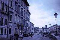 Lungarno Gambacorti in Pisa - Pisa, Italy