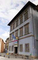 Palazzo Blu - Palais Bleu - Pise, Italie