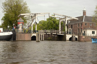 The Walter Süskind drawbridge - Amsterdam, Netherlands