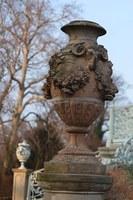 Vase from Villa La Grange - Geneva, Switzerland
