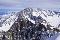 Aiguille Verte e Aiguille du Plan - Chamonix, Francia
