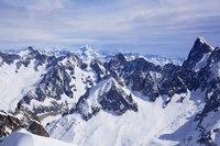 Aiguille de Leschaux - Chamonix, Francia