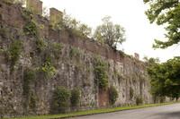 L'enceinte médiévale de Pise - Pise, Italie