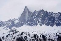 Aiguille du Dru - Chamonix, Francia
