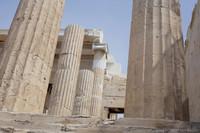 Propylaea of the Athenian Acropolis - Athens, Greece