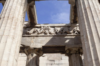 Frieze of the Temple of Hephaestus - Athens, Greece