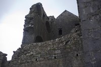 Residential Tower in the Rock of Cashel - Cashel, Ireland
