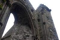 Cathedral Choir wall - Cashel, Ireland
