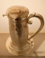 Wine Jug and Cup of 1660 - Cashel, Ireland
