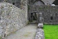 Cloister of Hore Abbey - Cashel, Ireland