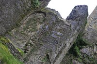 The Court walls - Blarney, Ireland